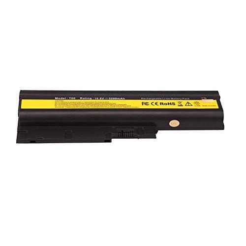 yan 6Cells Laptop Battery for IBM Lenovo Thinkpad R500 T500 W500 SL400 SL300 10.8V