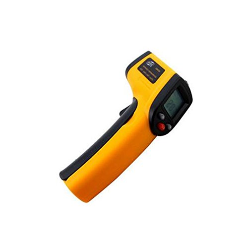 Lazer Gauge - TOPmountain Non-Contact Digital Infrared Thermometer