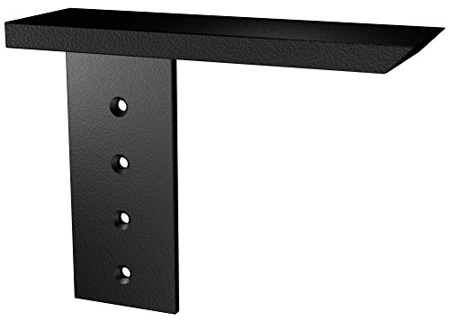 Countertop Support Bracket Side Wall Bracket 22'' Right Angle by Wholesale Hidden Granite Brackets (Image #7)