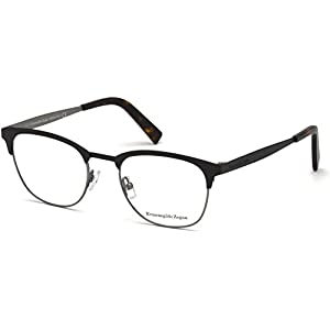 Eyeglasses Ermenegildo Zegna EZ 5099 002 matte black