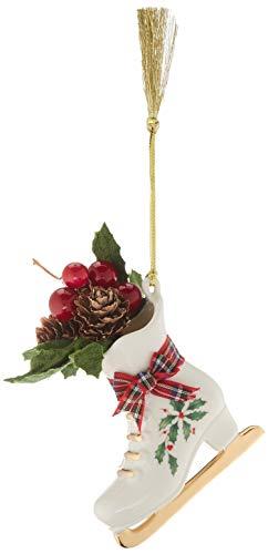 Lenox Holiday Skate Ornament -