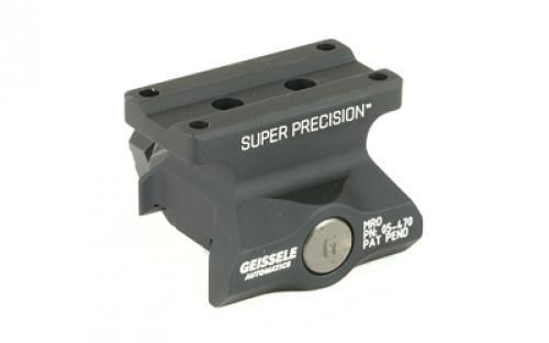 GEISSLE Spr Prcsn Mro 1/3 Co-Wit Bk Gun Stock Accessories by GEISLE (Image #2)