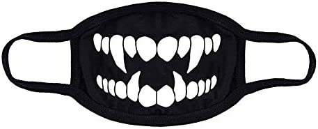 AHOMAME Face Cover for Sport Outdoor, Cotton Half Face Mask for Women Men and Kids, Anti Dust Mouth Muffle Cover, 1 Pack