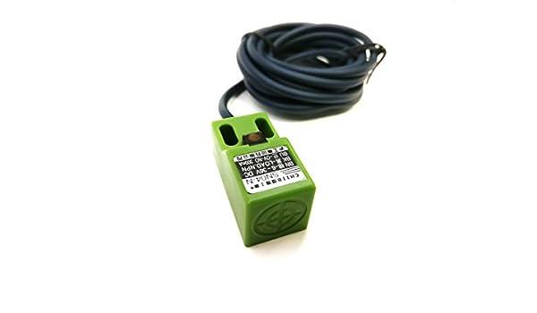 BITBOT3D© SN04-N Sensor de distancia e interruptor proximidad 4mm ...