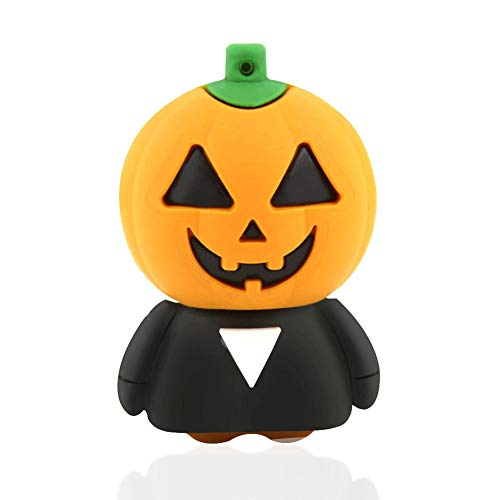 CHUYI Halloween Pumpkin Shape Design 16GB USB 2.0