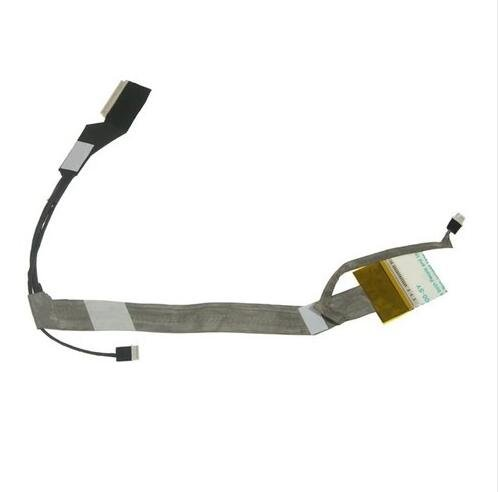 Cq50 Lcd - METRO New LCD Screen Video Flex Cable for Laptop Notebook HP G50 Compaq Presario CQ50, Compatible part numbers 50.4H507.001 REV:A01 Wistron Warrior 15.4