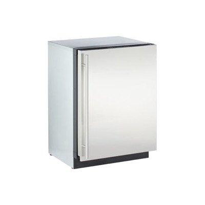 3000 Series 4.8 Cu. Ft. Single Door Refrigerator Hinge: Right, Door Panel: Stainless Steel by Uline
