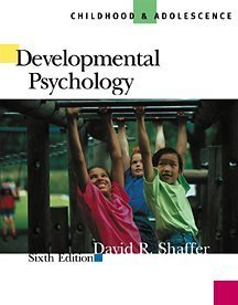 Developmental Psychology: Childhood and Adolescence (with InfoTrac)