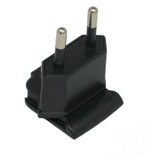 (Blackberry Continental Europe International Adapter Clip Plug for Blackberry AC Chargers that use Adapter Clips)