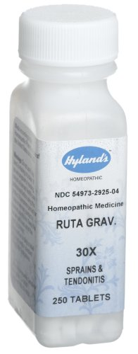 Hylands Graveolens Tablets Homeopathic Tendonitis product image