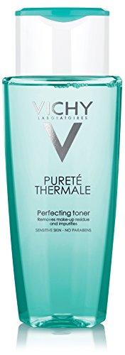 Vichy Pureté Thermale Perfecting Facial Toner, Paraben-free, Alcohol-free, 6.76 Fl. Oz.