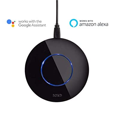 BOND | Smart Home Automation | Make Your Old Ceiling Fan or Fireplace Smart Through WiFi | Works with Alexa and Google Home | Remote Control with App | Compatible with iPhone or Android