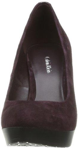 de Klein Madge ville Calvin Burgundy femme Chaussures Rich xtOwWAn