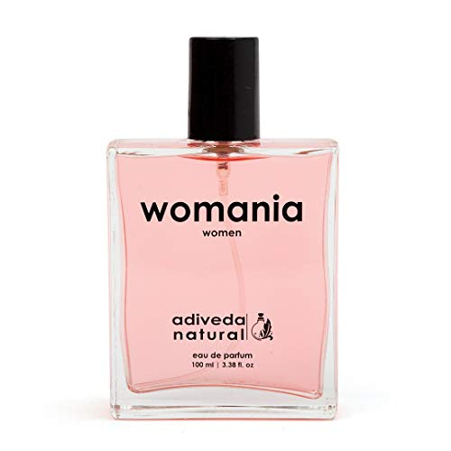 Adiveda Natural Womania Eau de Parfum – Fruity & Floral , 100ML