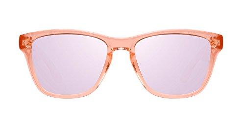 de Gafas x Unisex Sol Naranja Hibiscus Imaginarium Hawkers Kids Pink 65 Naranja FAZYXY