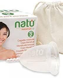 NATÙ Copa Menstrual tamaño 2 - La alternativa ecológica y ...