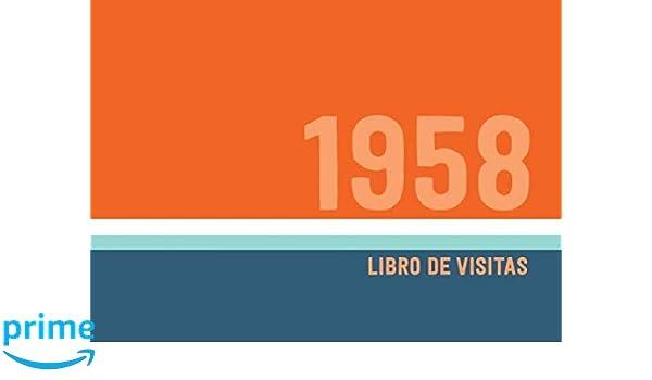 1958 Libros de Visitas: Libro de visitas para fiestas de ...