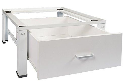 Kühlschrank Schubladen : Standart untergestell für waschmaschine oder trockner sockel podest