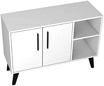 Amazon Com Narrow Buffet Cabinet China Cabinets For Dining