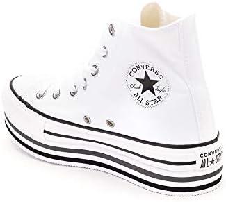Converse Luxury Fashion Donna 564485C207 Bianco Tessuto Hi Top Sneakers | Primavera-Estate 20