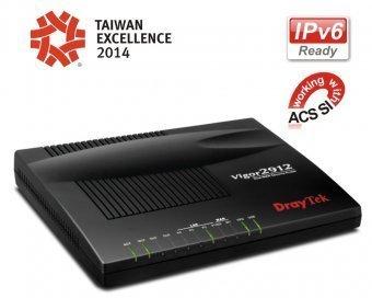 Draytek Dual Wan - Draytek Vigor 2912 Broadband Router Dual WAN