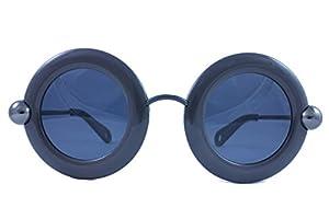 Sunglasses Christopher Kane CK0005S CK 0005 5S S 5 003 GREY / GREY / GREY
