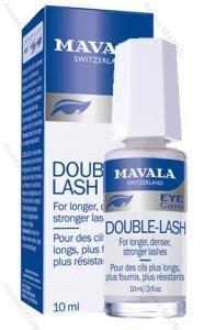 - Mavala Double-Lash Nutritive Treatment for Longer Denser Lashes 0.34 Ounces 10ml