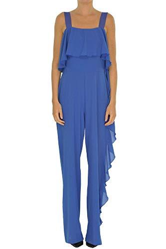 Poliéster Azul Pinko Mujer Mono Mcglvs0000005179e Sq8tAwZ8