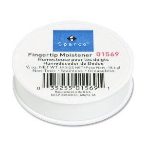 SPR01569 - Sparco Fingertip Moistener ()