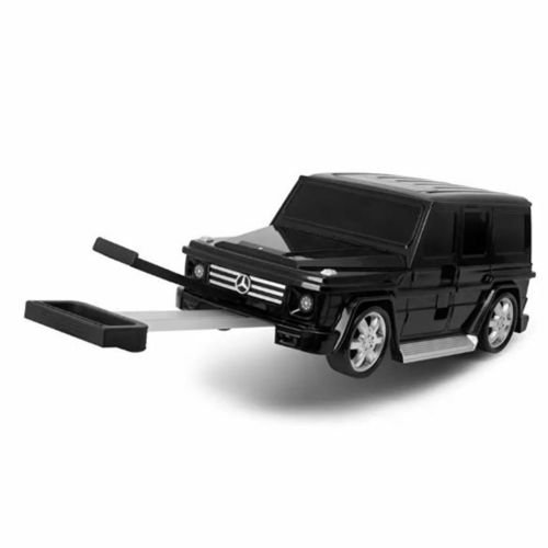 Ridaz Mercedes Benz G Class Black Kids Travel Cases