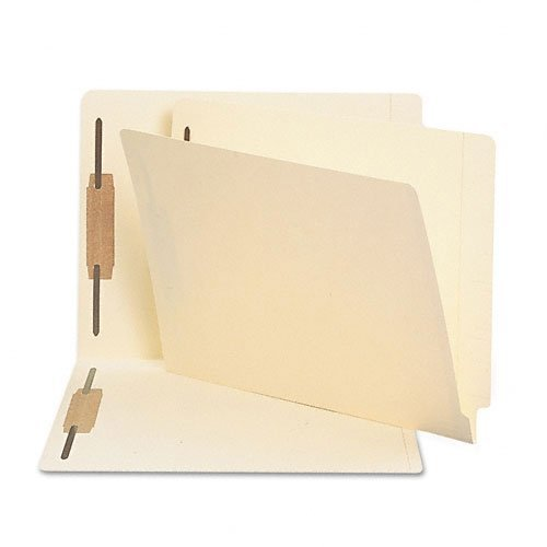 Smead Shelf-Master End Tab 2B Fastener Folders