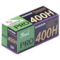 Fujifilm Fujicolor Pro 400H Color Negative Film, ISO 400, 12