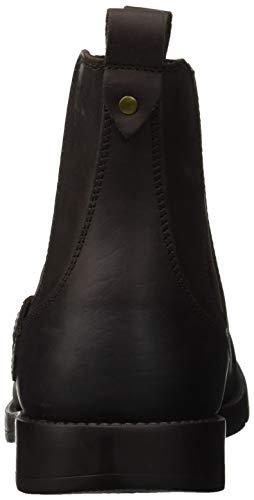 Brown Marrone Homme dk Lumberjack Carson Chelsea Boots Ce002 ZYYwqP