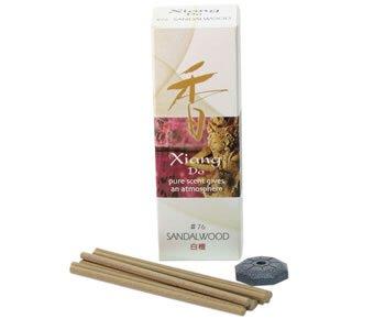 Sandalwood - Shoyeido Xiang Do Series Incense - 20 Sticks