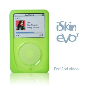 iSKIN EVO3AT1 / EVO3ET1A / EVO3ET1A Lime Green 5th Generatio