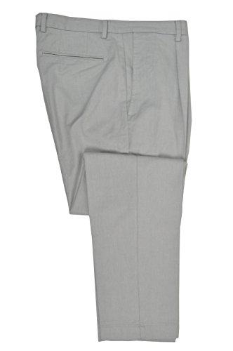 Brooks Brothers Red Fleece Mens Pleated Front 100% Wool Dress Pants Light Grey (32W x 32L)