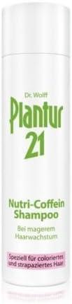 Plantur 21 - Nutri Caffeine Shampoo - 250 Ml Trust Quality