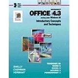 Microsoft Office 4.3, Running under Windows 95, Gary B. Shelly and Thomas J. Cashman, 0789512661