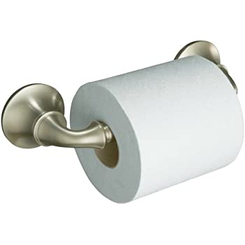 Kohler K 11374 Bn Fort 233 Toilet Tissue Holder Vibrant