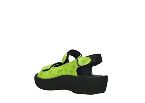 lime Nubuck 12750 Femme Baskets Vert Mode Pour Wolky g0XZwI