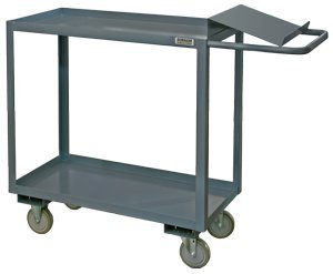 Opc Unit (Durham Mfg., Two Shelf Stock Picking Cart, Oc-2436-2, Unit Size-Inches: 24 X 36 X 41, Unit Weight-Pounds: 126, Capacity-Pounds: 1200, Opc-2436-2-95)