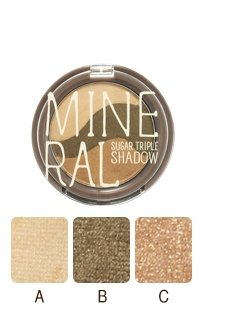 SKINFOOD-Mineral-Sugar-Triple-Shadow-03-Yellow-Khaki