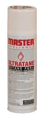 Butane Refill Canister, 5-1/8 Oz Fuel Appliances