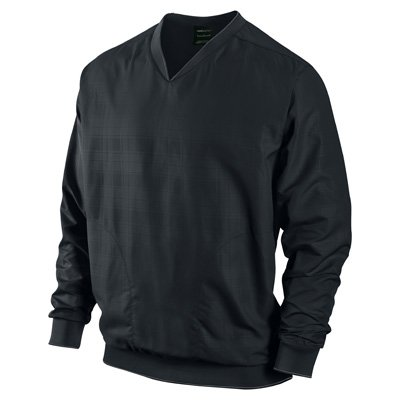 23ed3939dab3 Image Unavailable. Image not available for. Color  Nike Golf Men s Classic Half  Zip Wind Jacket ...