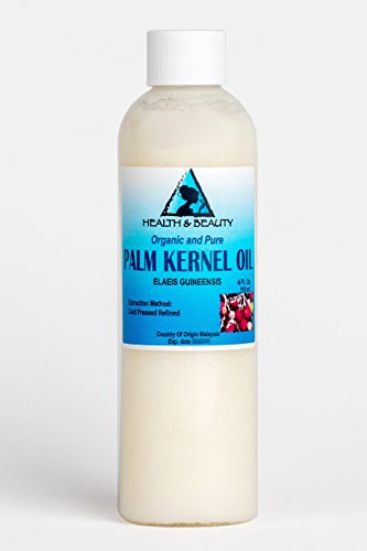 Palm Kernel Oil Organic Carrier Cold Pressed Sustainable Natural 100% Pure 4 - Palm Centre