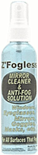 (Zadro S Fogless Anti-Fog Spray, 4-Ounce)