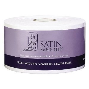Satin Smooth Non-Woven Roll 76 mm X 55 Yds