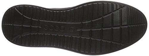 ECCO Scarpe 1001 Stringate Indianapolis black Nero Uomo r5Srwg