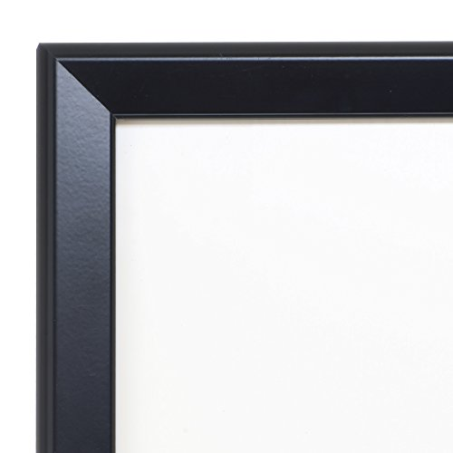 SnapeZo Movie Poster Frame 27x40 Inches, Black 1.25 ...