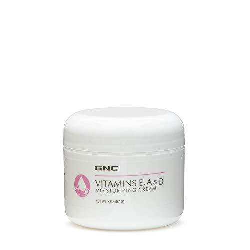 (GNC Vitamins E, A D Moisturizing Cream, 2 ozs)